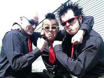 The Toy Dolls artist photo