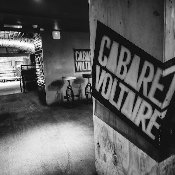 Cabaret Voltaire Events