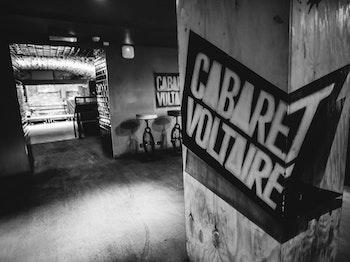 Cabaret Voltaire venue photo