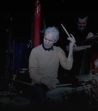 Charlie Watts artist photo