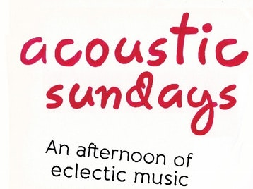Acoustic Sunday : The Relaunch: The Nameless Three, Eliza Shaddad, K Anderson, Echo Trails, Tough Lover, Sophie Stammers picture