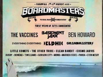 Boardmasters Festival 2013 picture