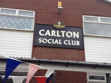 Carlton Social Club venue photo