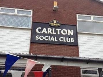 Carlton Social Club venue photo