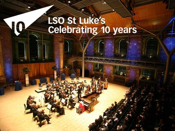 Picture for LSO St Luke's Tenth Birthday Festival