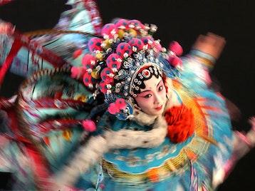 The China National Peking Opera Company artist photo