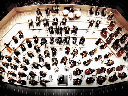 Philharmonia Orchestra Tour Dates