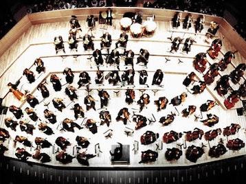 Philharmonia Orchestra artist photo