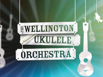 The Wellington International Ukulele Orchestra artist photo