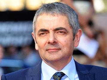 Rowan Atkinson artist photo