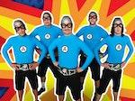 The Aquabats! artist photo