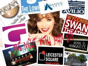 One Night With Joan : Joan Collins picture