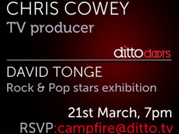 Producer Of Top Of The Pops: Chris Cowey picture