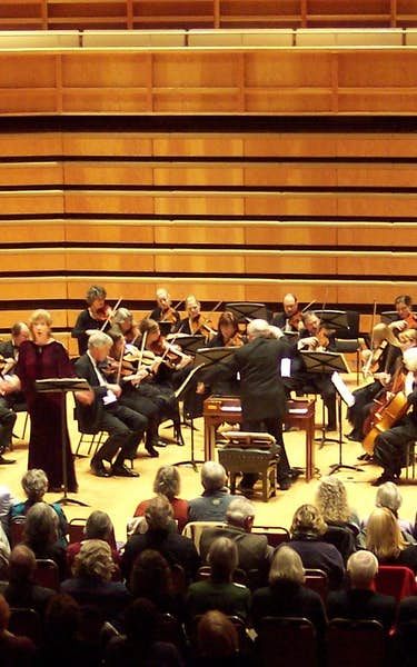 Festival Chamber Orchestra Canterbury Tour Dates