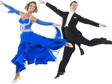 Dancing With The Stars Weekend: Anton & Erin, Ian Waite, Natalie Lowe, Darren Bennett & Lilia Kopylova, Warren & Kristi Boyce picture