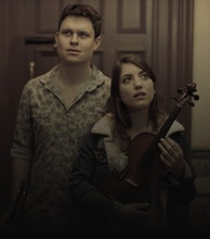 Katriona Gilmore & Jamie Roberts artist photo