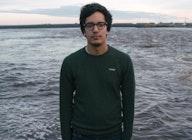 Luke Sital-Singh artist photo