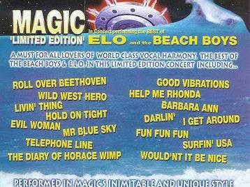 Magic - Limited Edition artist photo