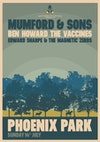 Flyer thumbnail for Gentlemen of the Road Presents: Mumford & Sons, Ben Howard, The Vaccines, Edward Sharpe & The Magnetic Zeros