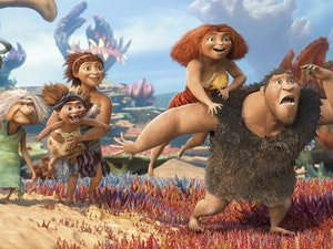 Film promo picture: The Croods
