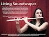 Flyer thumbnail for Living Soundscapes