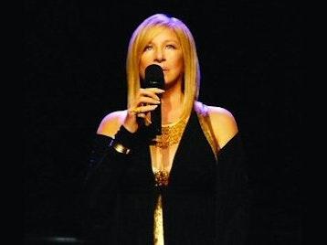 Barbra Streisand artist photo