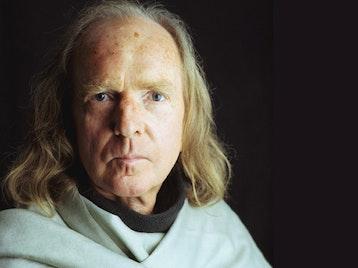 Sir John Tavener artist photo