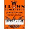 Flyer thumbnail for Crown Comedyclub Blackheath: James Acaster, Robert White, Mark Cram, Dane J Baptiste, Rob Thomas, Anna Freyberg