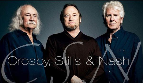 Crosby Stills & Nash Tour Dates