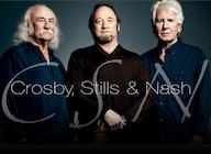 Crosby Stills & Nash artist photo