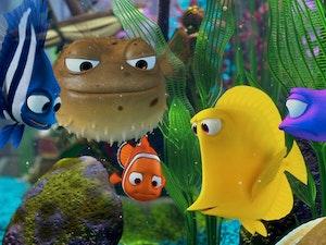 Film promo picture: Finding Nemo