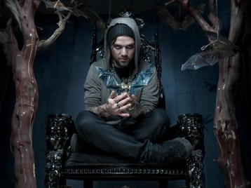 Bam Margera's F***face Unstoppable artist photo