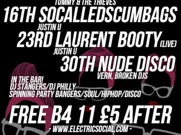 Nude Disco!: DJ Vern + Broken DJs + DJ Philly + Stangers picture