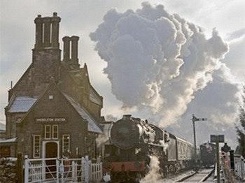 Cheddleton Station venue photo