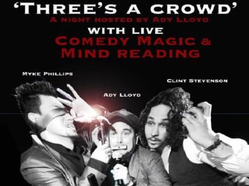 Three's A Crowd: Myke Phillips, Clint Stevenson picture