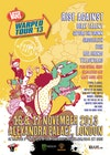 Flyer thumbnail for Vans Warped Tour 2013