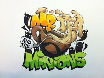Mr Tea and The Minions artist photo
