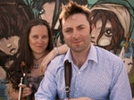 Bryony Griffith & Will Hampson artist photo
