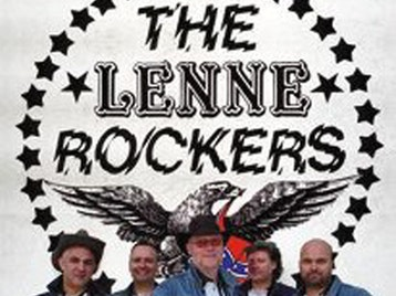 Rock'n'roll Friday Night Special: The Lennerockers + The Professor picture