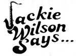 Jackie Wilson Says artist photo