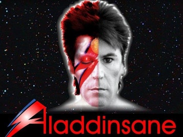 Aladdinsane picture