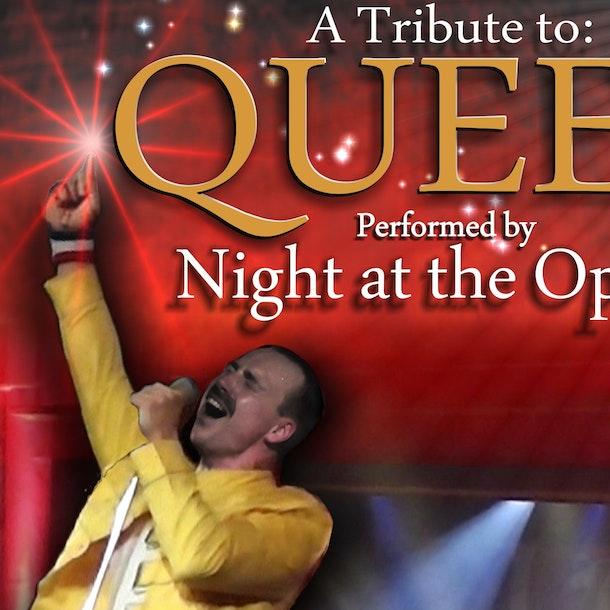 Night At The Opera Tour Dates