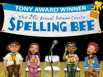 The 25th Annual Putnam County Spelling Bee: Exit Stage Left picture