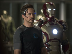 Film promo picture: Iron Man 3