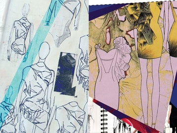 Fashion Sketchbook Course picture