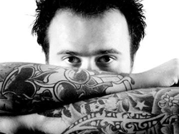 Luke Jermay artist photo