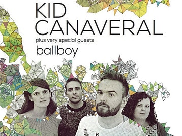 Kid Canaveral + Ballboy picture