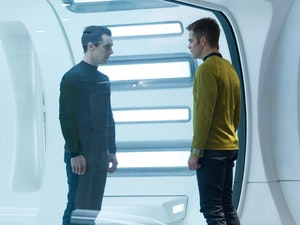 Film promo picture: Star Trek Into Darkness