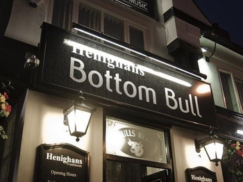 Henighans Bottom Bull venue photo