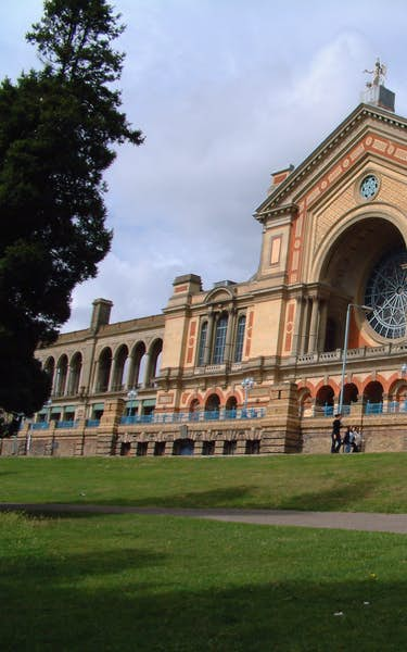 Alexandra Palace Events